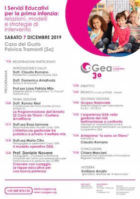 Daniele Novara 7 dicembre 2019 a Polvica Tramonti (SA