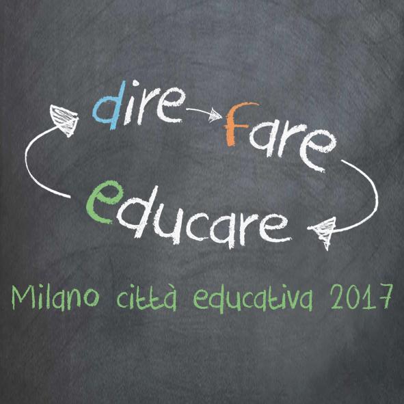 Logo Dire Fare Educare