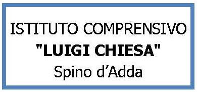 Logo IC Luigi Chiesa Spino d'Adda