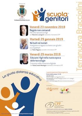 Locandina SG Terranuova Bracciolini 2018-2019
