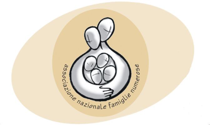 Logo Associazione famiglie numerose