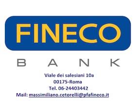Logo Fineco SG Roma 2019