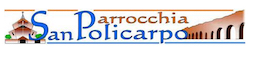 Logo Parrocchia San Policarpo Roma