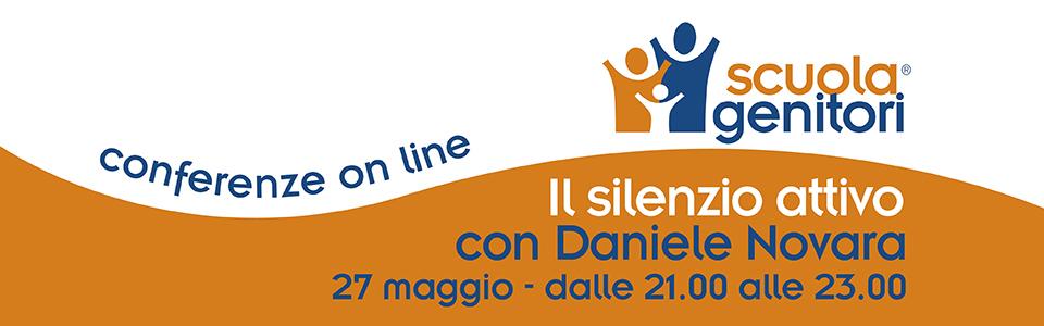 Scuola Genitori CPP Online con Daniele Novara